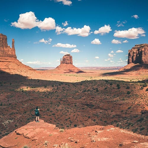 Aventuras do Grand Canyon a Monument Valley